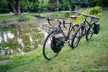 自転車に乗れる程度に回復しております。