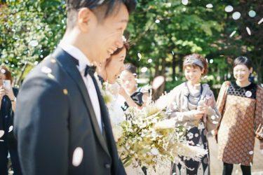 結婚式とパークホテル