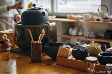 空前の喫茶ブーム到来【日本茶 にちげつ】