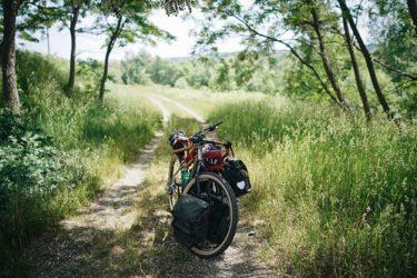Bike to Camp【八剣山】