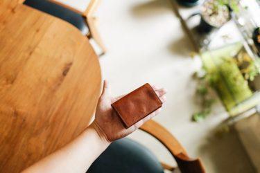 クセになる財布【MINIMALIGHT PLAY WALLET – LEATHER : RAKUDA】を購入した話